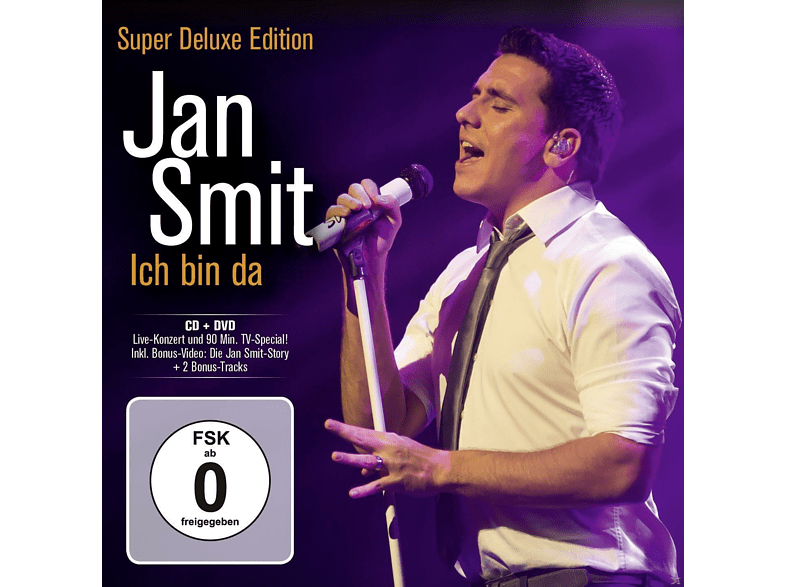 Jan Smit - Ich Bin Da (Super Deluxe Edition) [CD]