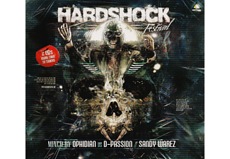 D-passion, Ophidian, Sandy Warez, VARIOUS - Hardshock 2014  - (CD)