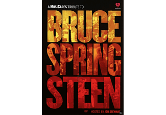 VARIOUS - A Musiccares Tribute To Bruce Springsteen - (DVD)