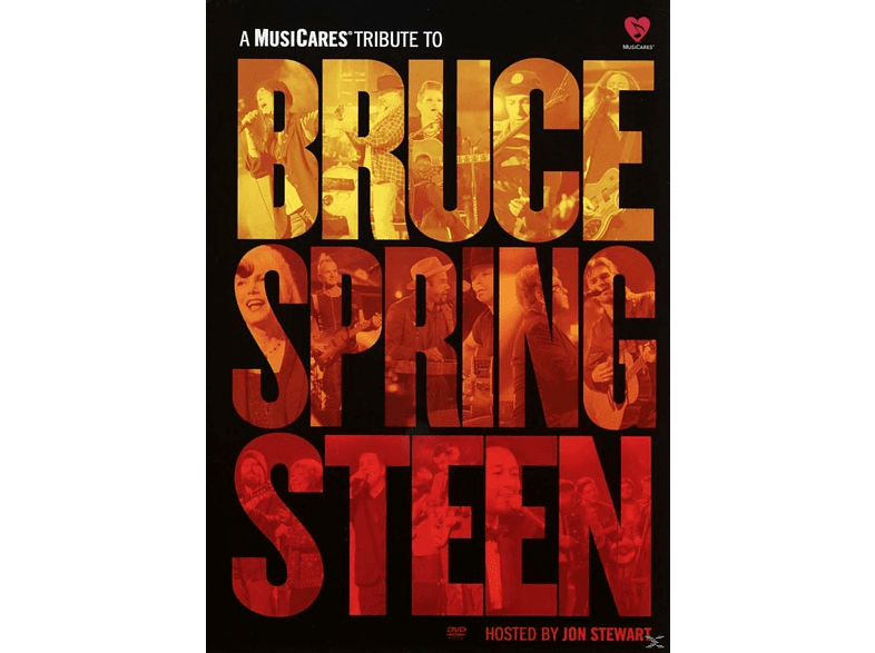 VARIOUS - A Musiccares Tribute To Bruce Springsteen [DVD]