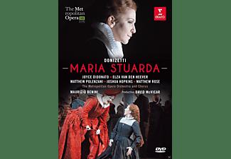 Elza van den Heever, Metropolitan Opera Orchestra, Metropolitan Opera Chorus, Matthew Polenzani, Joshua Hopkins, Joyce Didonato, Matthew Rose - Maria Stuarda  - (DVD)