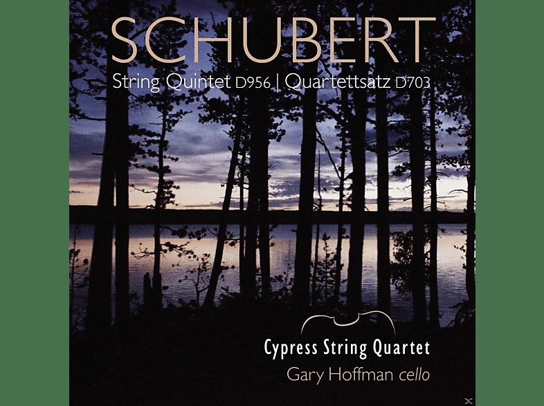 Gary Hoffman, Cypress String Quartet - String Quintet / Quartettsatz [CD]