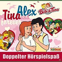 Bibi & Tina - Tina & Alex-Box (2er CD-Box) - (CD)