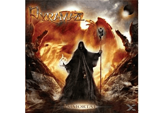 Pyramaze - Immortal  - (CD)