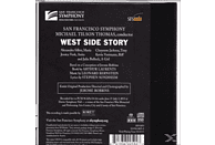 San Francisco Symphony, Alexandra Silber, Cheyenne Jackson - West Side Story [CD]