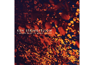 Ken Stringfellow - I Never Said I'd Make It Easy  - (CD)