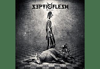 Septicflesh - Titan (Ltd.Deluxe Digipack Incl.Bonus Cd)  - (CD)