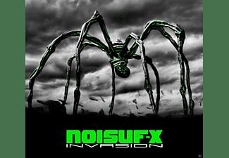 Noisuf-x - Invasion  - (CD)