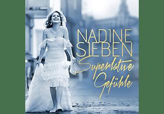 Nadine Sieben - Superlative Gefühle  - (CD)