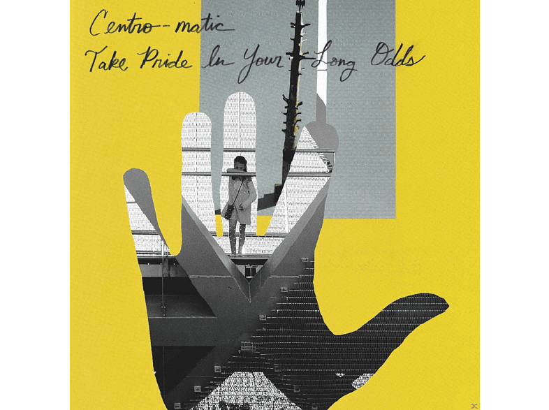 Centro-matic - Take Pride In Your Long Odds [CD]