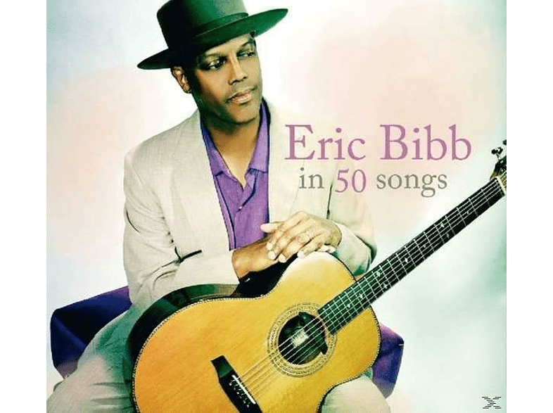 Eric Bibb - Eric Bibb in 50 Songs [CD]