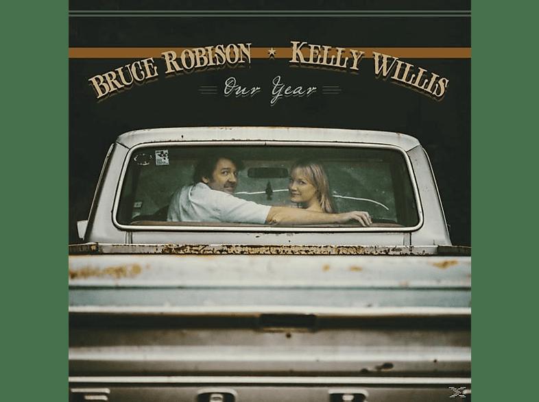 Robinson, Bruce / Willis, Kelly - OUR YEAR [Vinyl]