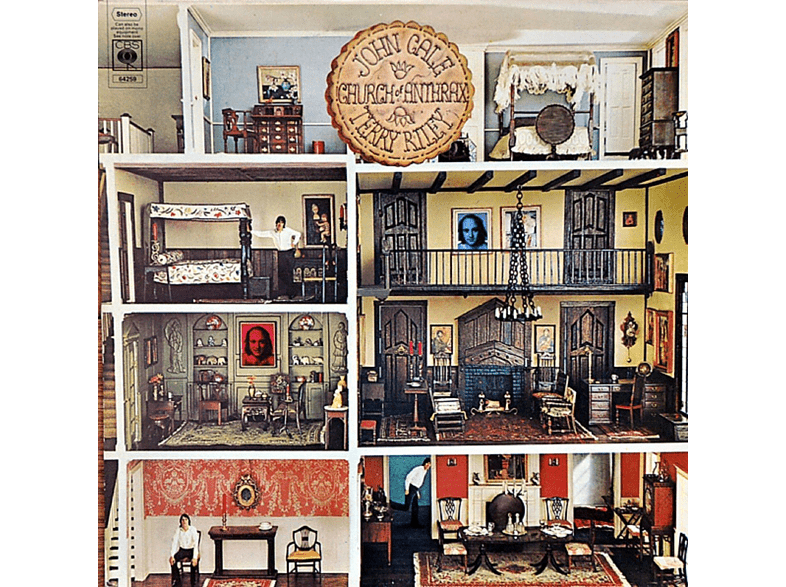 Terry Riley, John Cale - Church Of Anthrax (Remastered Edition) [CD]