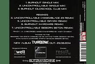 Blitzmaschine - Uncontrolable/Burnout [Maxi Single CD]