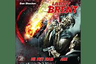 Larry Brent 15: Die Pest fraß alle - (CD)
