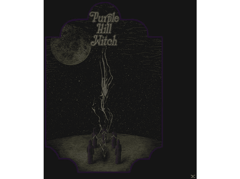Purple Hill Witch - Purple Hill Witch [CD]
