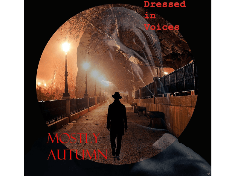 Mostly Autumn - Dressed In Voices [CD]