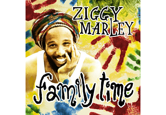 Ziggy Marley - Family Time - (CD)