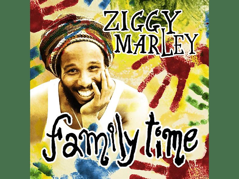 Ziggy Marley - Family Time [CD]