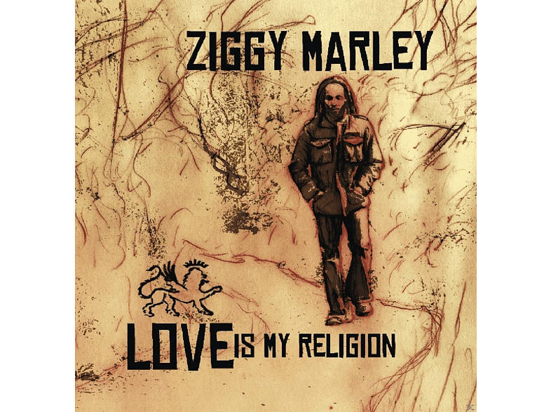 Ziggy Marley - Love Is My Religion [CD]