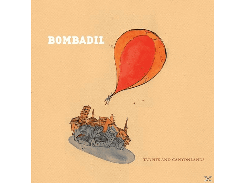 Bombadil - TARPITS AND CANYONLANDS [Vinyl]