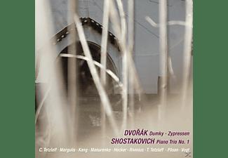 VARIOUS - Dumky/Zypressen/Piano Trio 1  - (CD)