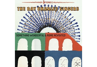 Ray Singers Charles - Something Wonderful  - (CD)