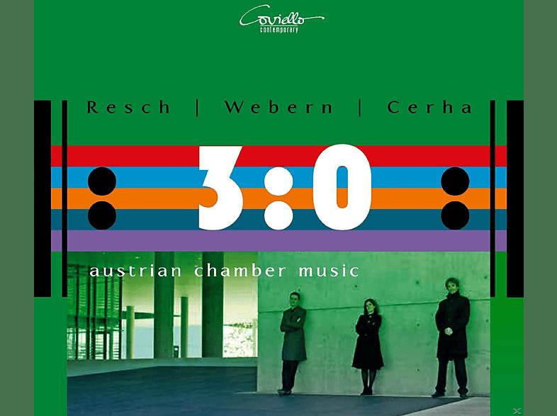 Trio 3:0 - Werke Für Klaviertrio [CD]