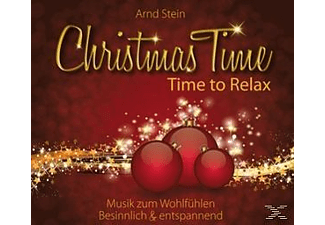 Stein Arnd - Christmas Time-Time To Relax  - (CD)