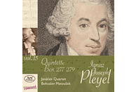 Janacek Quartett - Streichquintette In F-Moll,Ben 277/B-Dur/+ [CD]