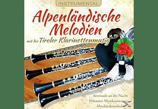 Tiroler Klarinettenmusig - Alpenländische Melodien-Instrumental  - (CD)