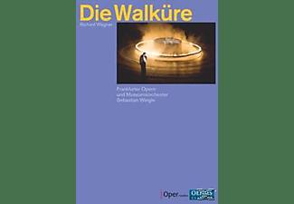 Aken/Wagner/Bullock - Die Walküre  - (DVD)