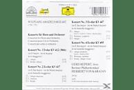 Gerd Seifert, Berliner Philharmoniker - Mozart: The Horn Concertos [CD]
