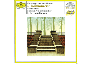 Gerd Seifert, Berliner Philharmoniker - Mozart: The Horn Concertos - (CD)
