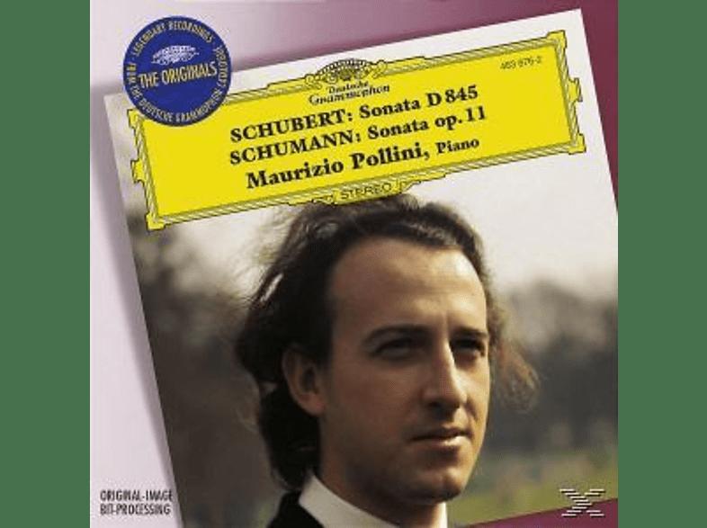 Maurizio Pollini - Klaviersonate D 845 [CD]