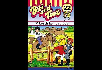 Bibi Und Tina - Bibi und Tina Folge 22: Mikosch kehrt zurück  - (MC)