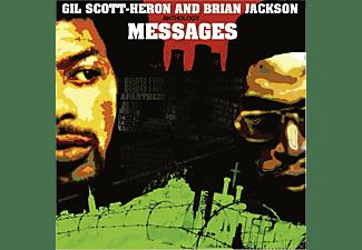 Gil Scott-Heron - Anthology: Messages  - (Vinyl)