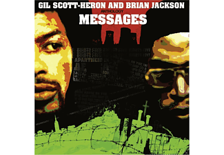 Gil Scott-Heron - Anthology: Messages - (Vinyl)