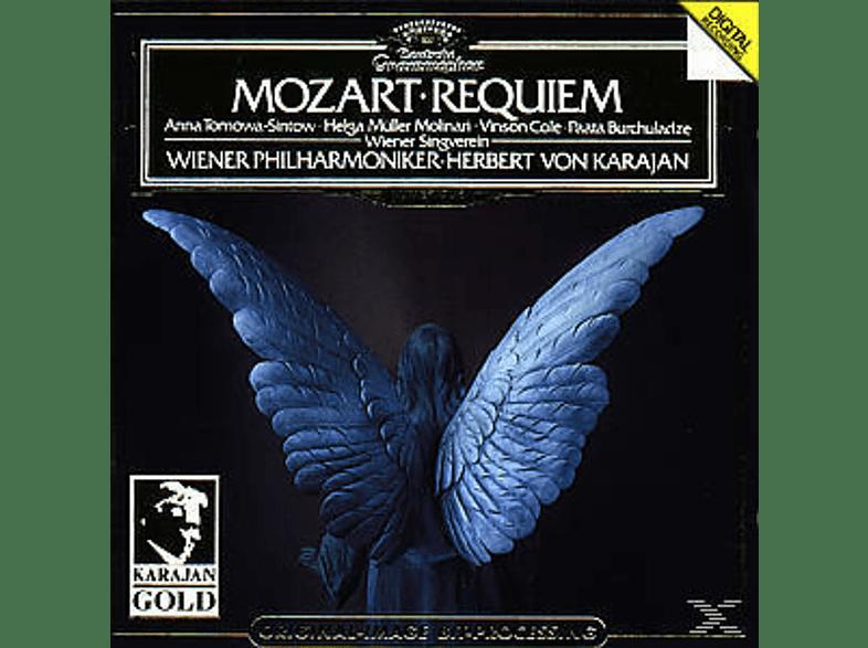 Tomowa/Müller/Cole/Karajan/WP - Requiem Kv 626 [CD]