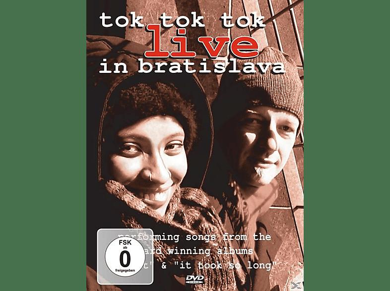 Tok Tok Tok - Live In Bratislava [DVD]
