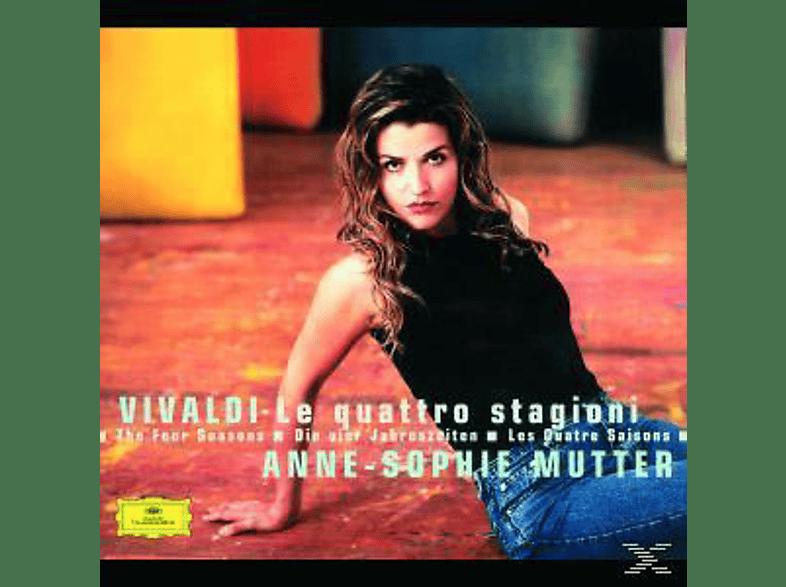 Anne-Sophie Mutter, Trondheim Soloists, Anne-sophie/trondheim Soloists Mutter - Die Vier Jahreszeiten [CD]