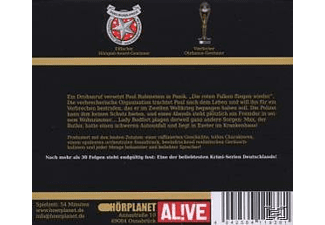 Lady Bedfort - Die roten Falken (34)  - (CD)