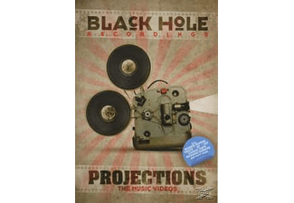 VARIOUS - Projections - The Music Videos  - (DVD)