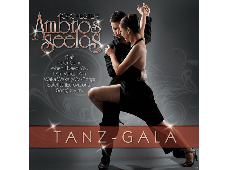 Ambros Orchester Seelos - Tanz-Gala 2011 [CD]