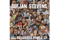 Sufjan Stevens - All Delighted People [CD]