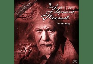 Prof. Sigmund Freud 03: Versehrung  - (CD)