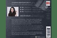 Midori Seiler - Partiten, Bmv 1002, 1004, 1006 [CD]