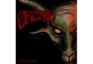 The Orchid - Capricorn  - (CD)