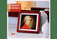 VARIOUS - Mozart Highlights [CD]