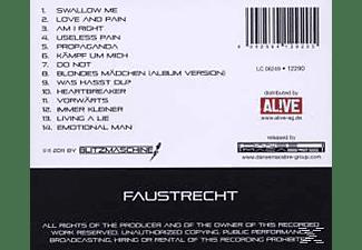 Blitzmaschine - Faustrecht  - (CD)